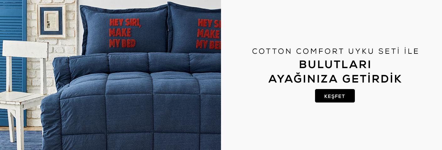 Cotton Comfort - Kategori