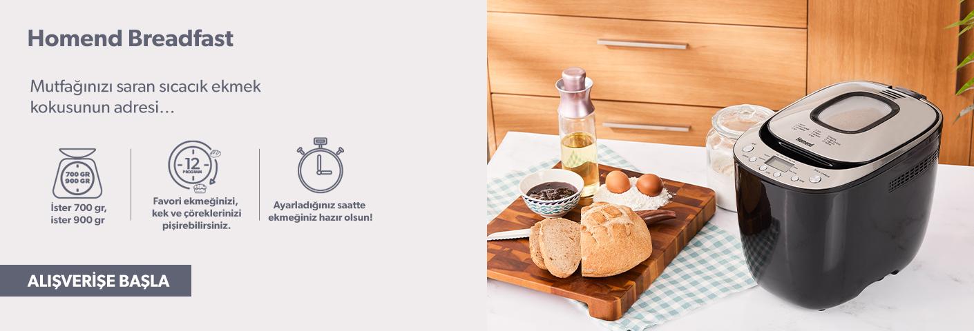 Breadfast Ekmek Yapma Makinesi - Ürün