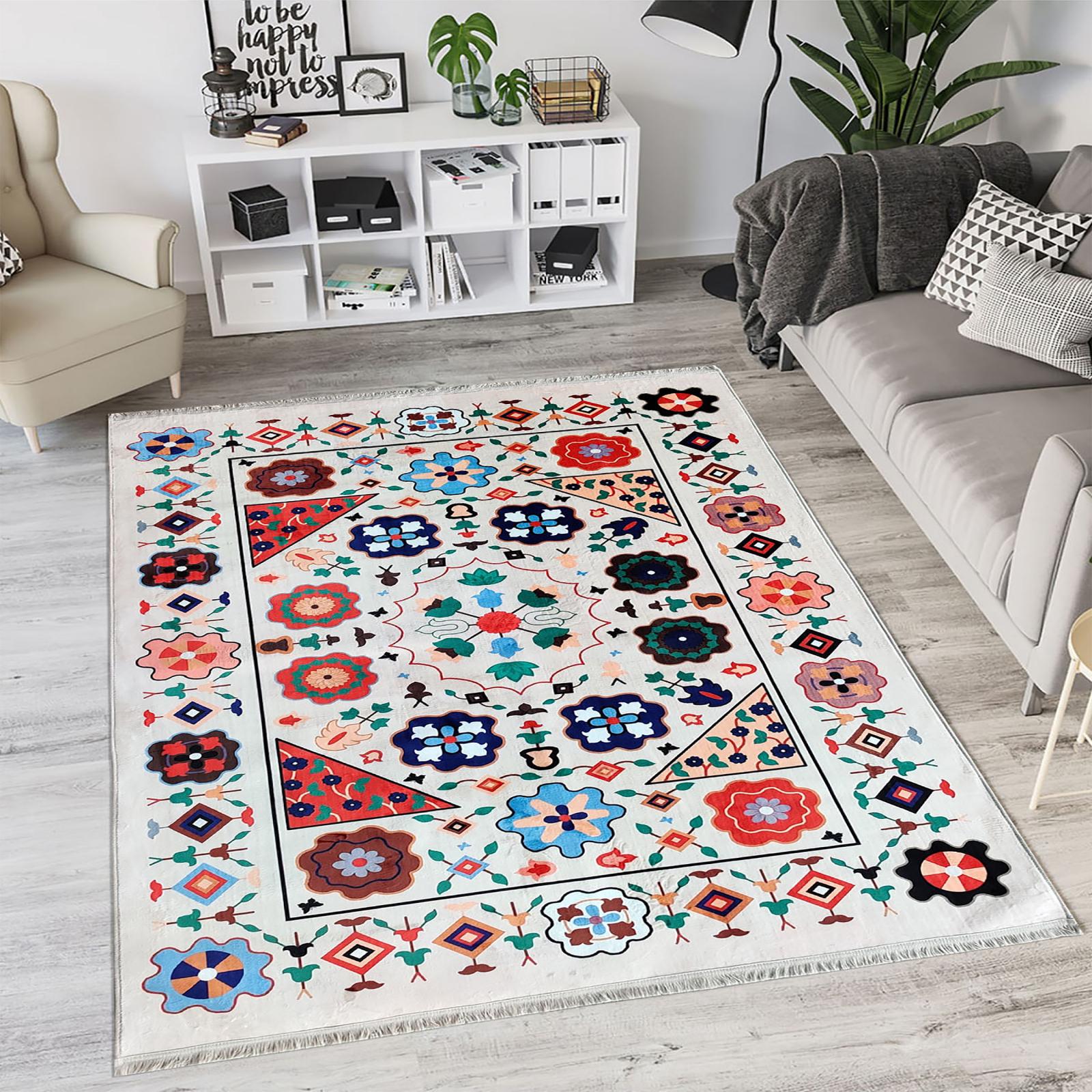 Karaca Home Ethnic Mija Halı 160x230cm