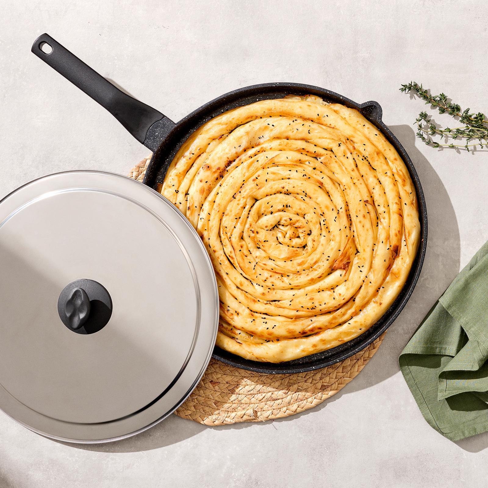 Emsan Chef 36 Cm Çok Amaçlı Tava