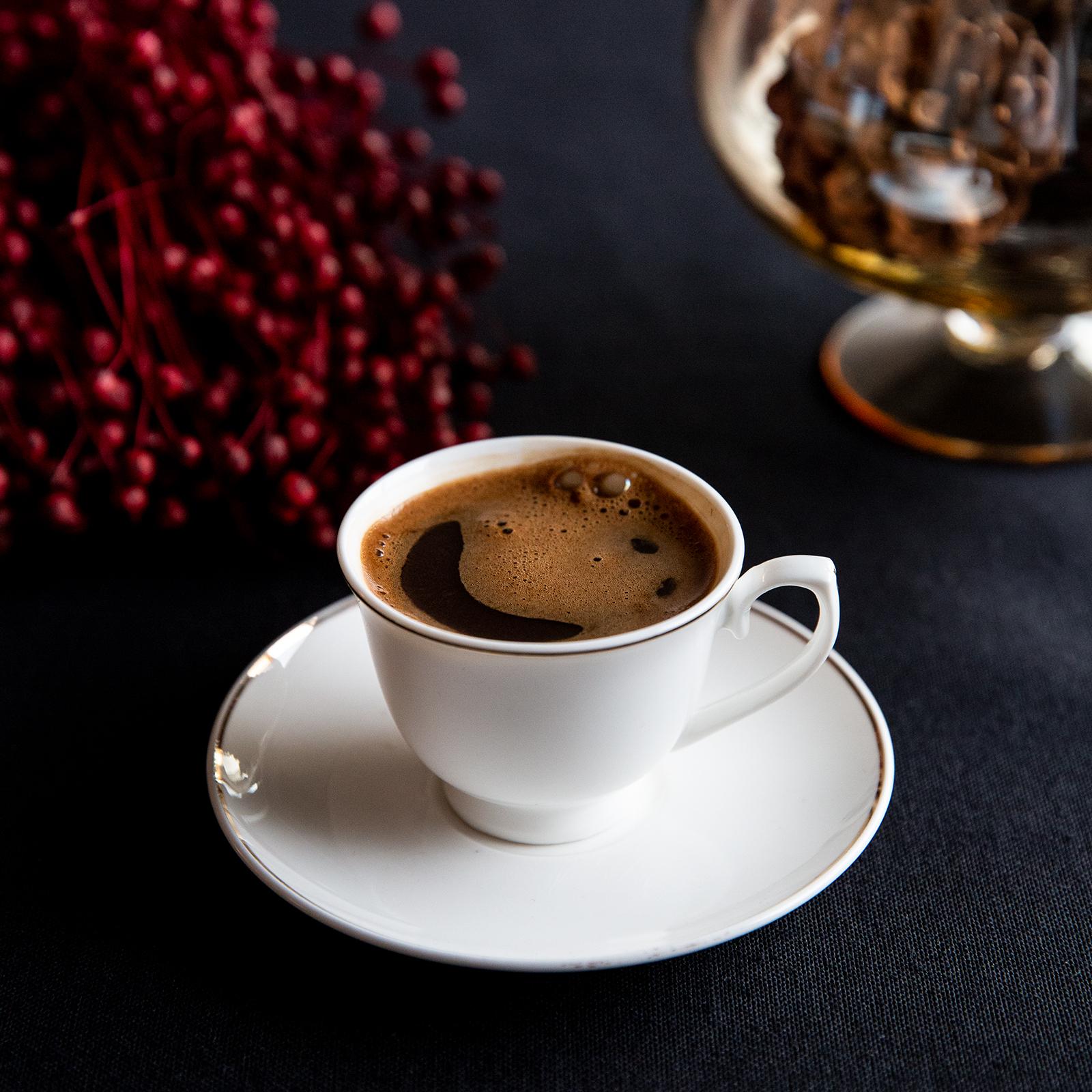 Karaca Elicia 6 Kişilik Kahve Fincan Takımı