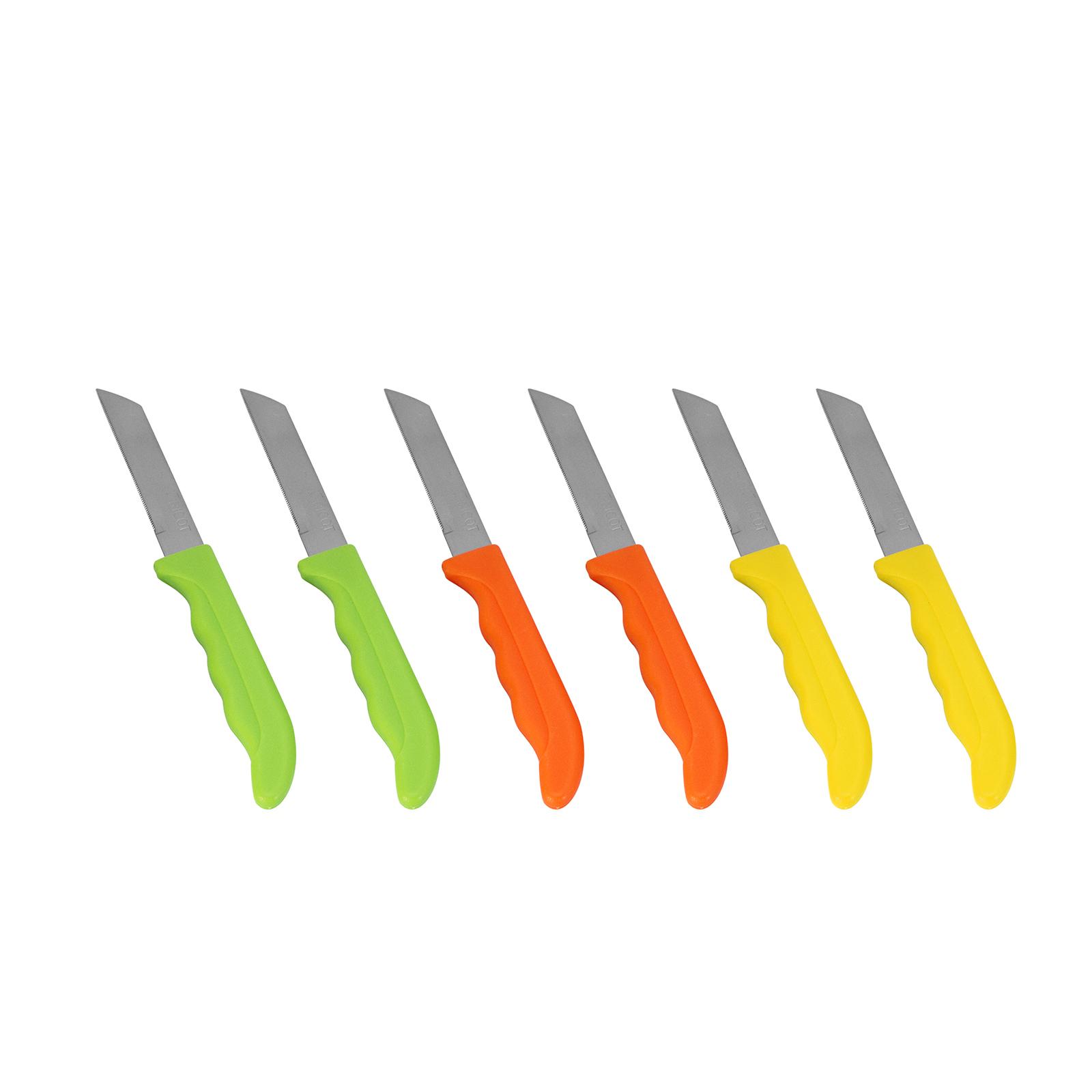 Apricot Norinco 6lı Meyve Bıçak Seti Ht201706