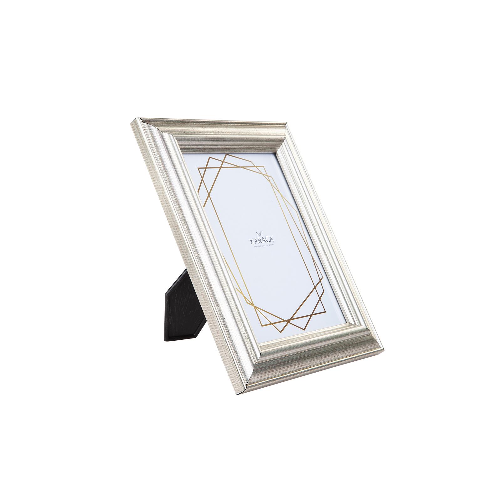 Karaca Fiona Fotoğraf çerçevesi 13x18 cm Gümüş
