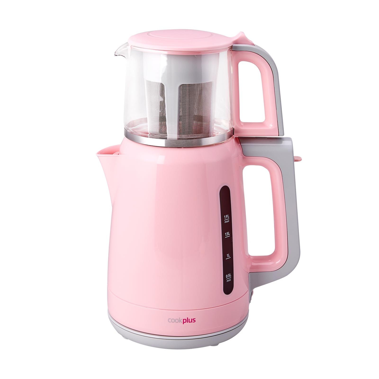 Cookplus Yeni 1501 Enerji Tasarruflu Kettle Çay Makinesi