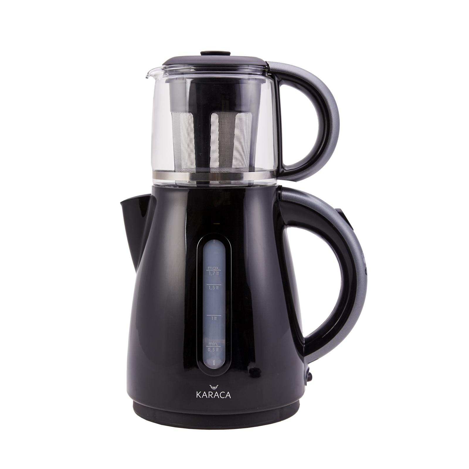 Karaca Çay Makinesi 1501 Antrasit