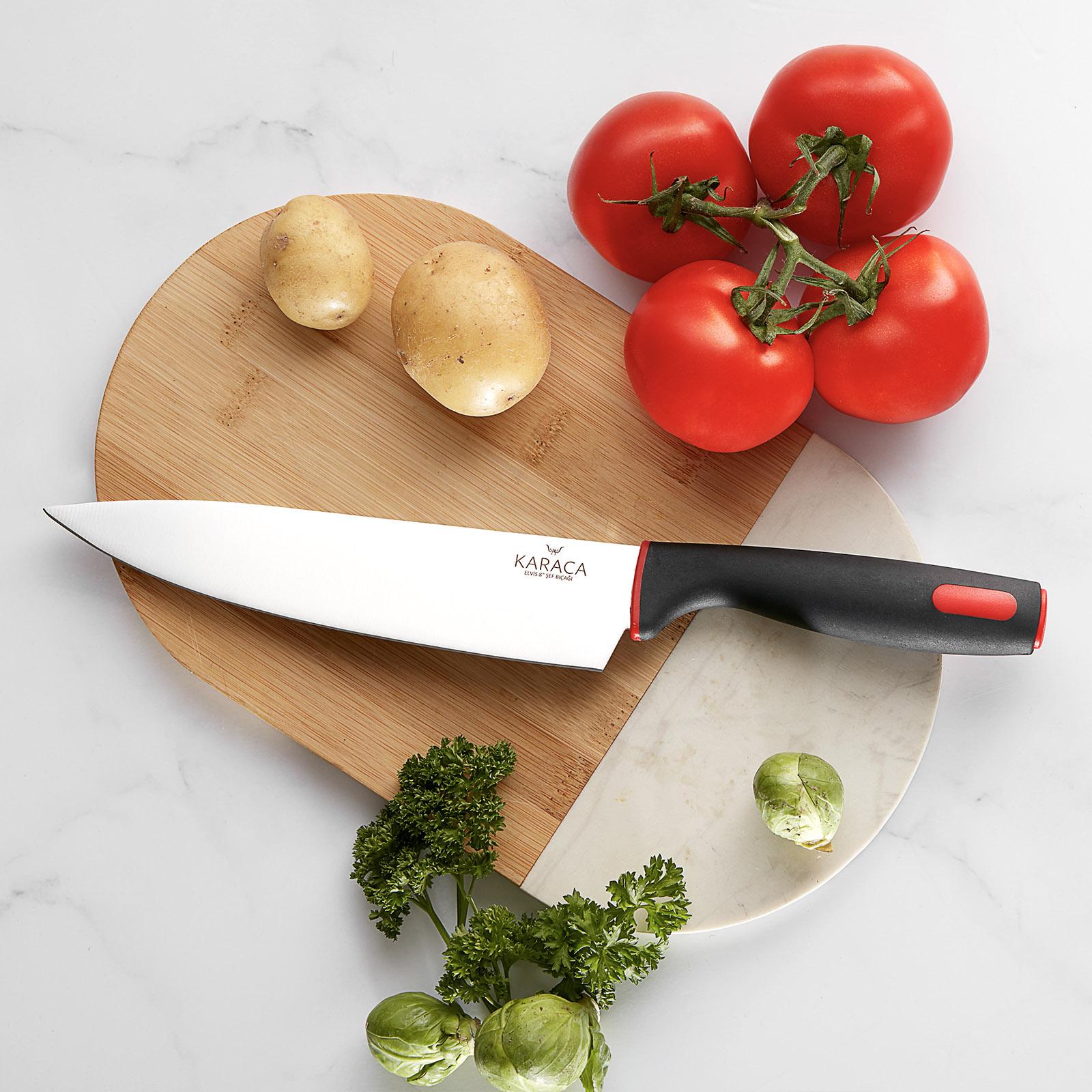 Karaca Elvis 18 cm Şef Bıçağı