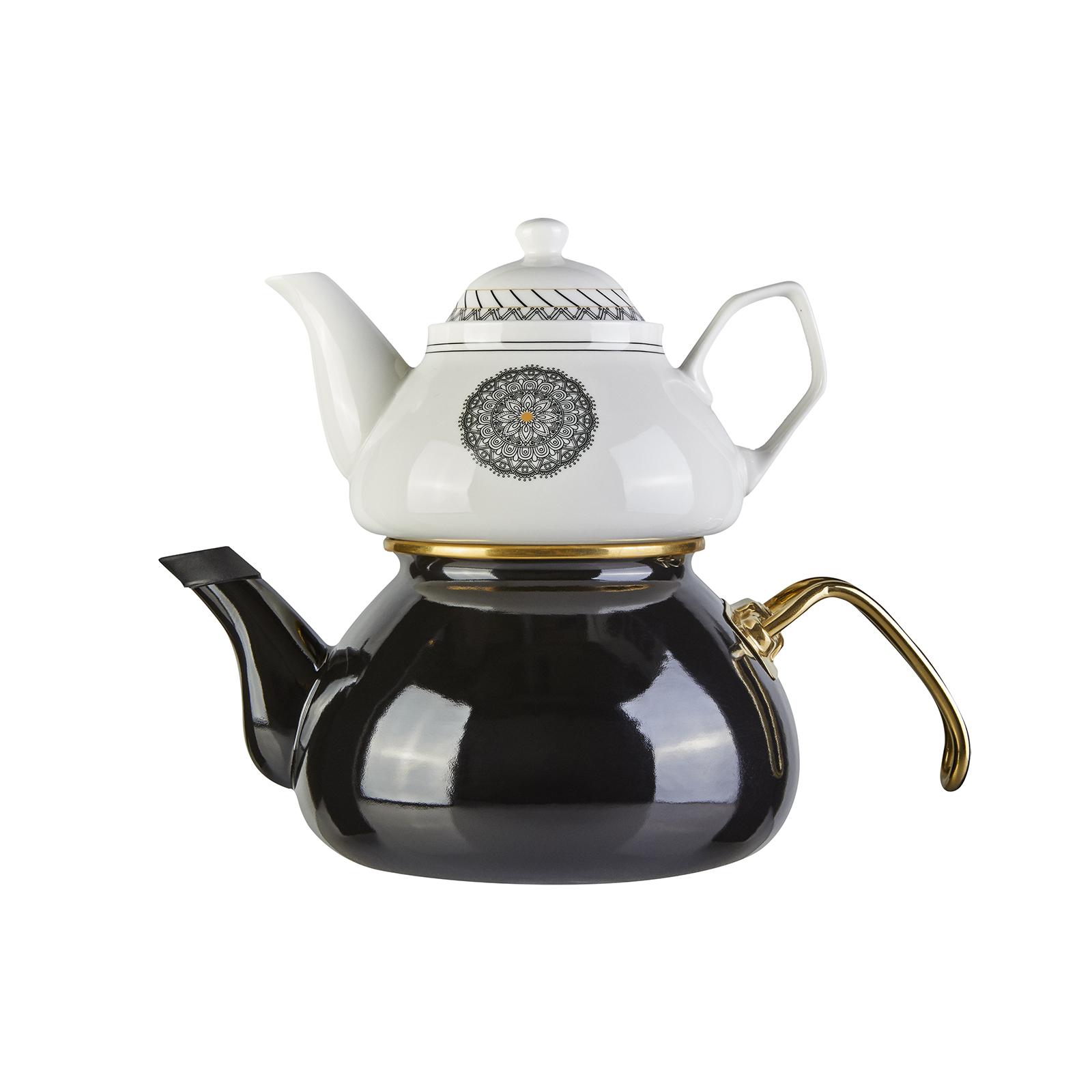 Karaca Anafor Çaydanlık Takımı