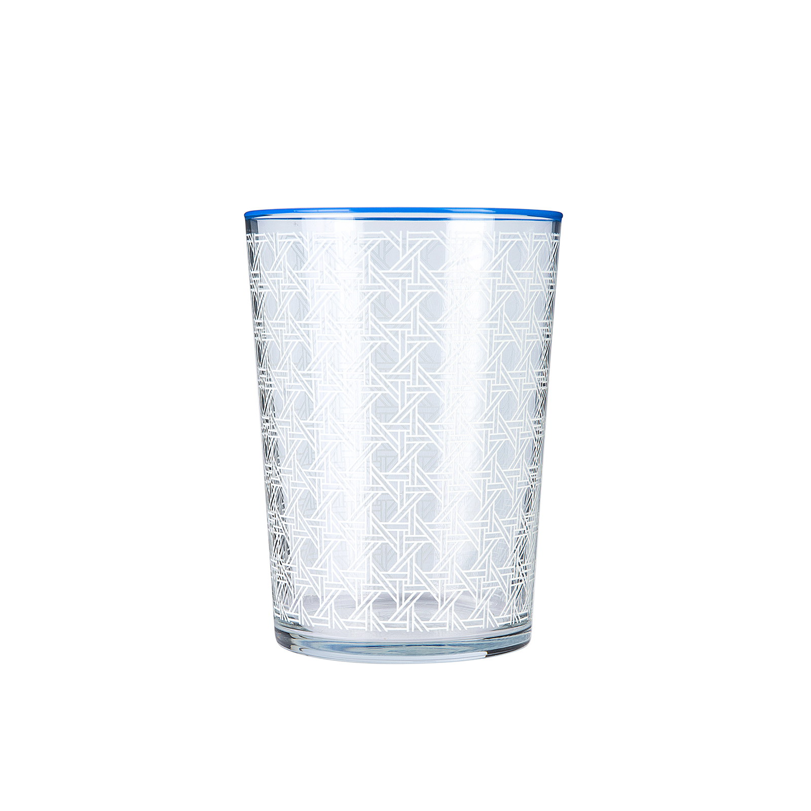 Karaca Blanco Mavi Su Bardağı