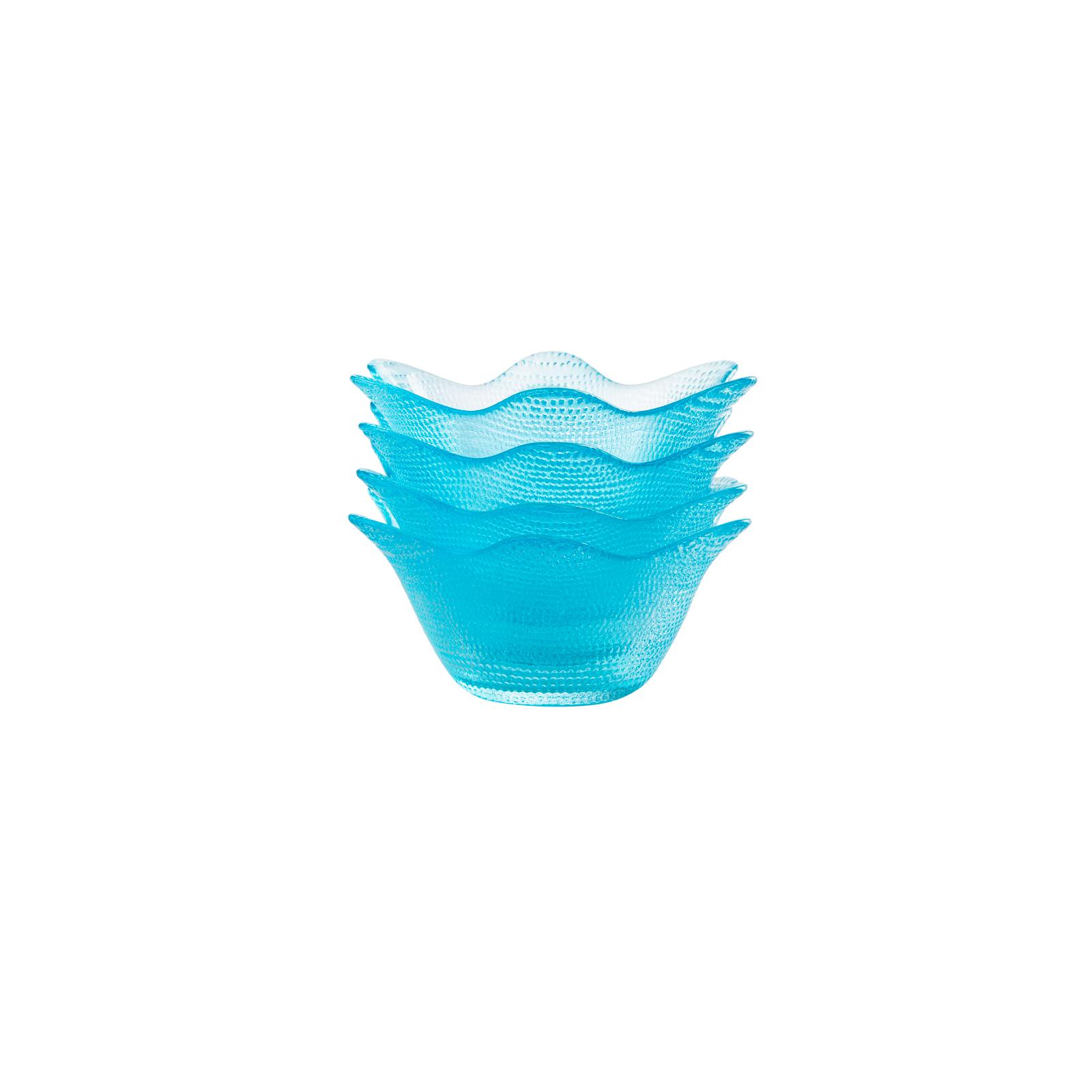 Karaca Gaia 4lü Mavi Çerezlik