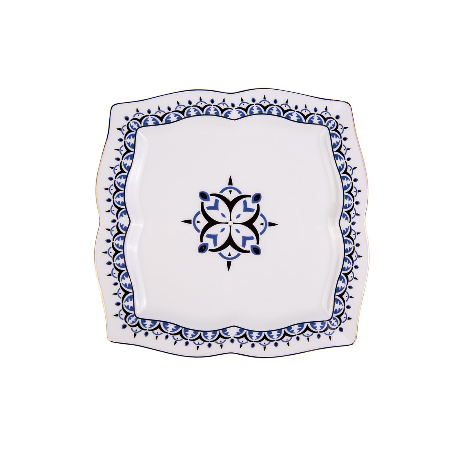 Karaca Blau Servis Tabağı