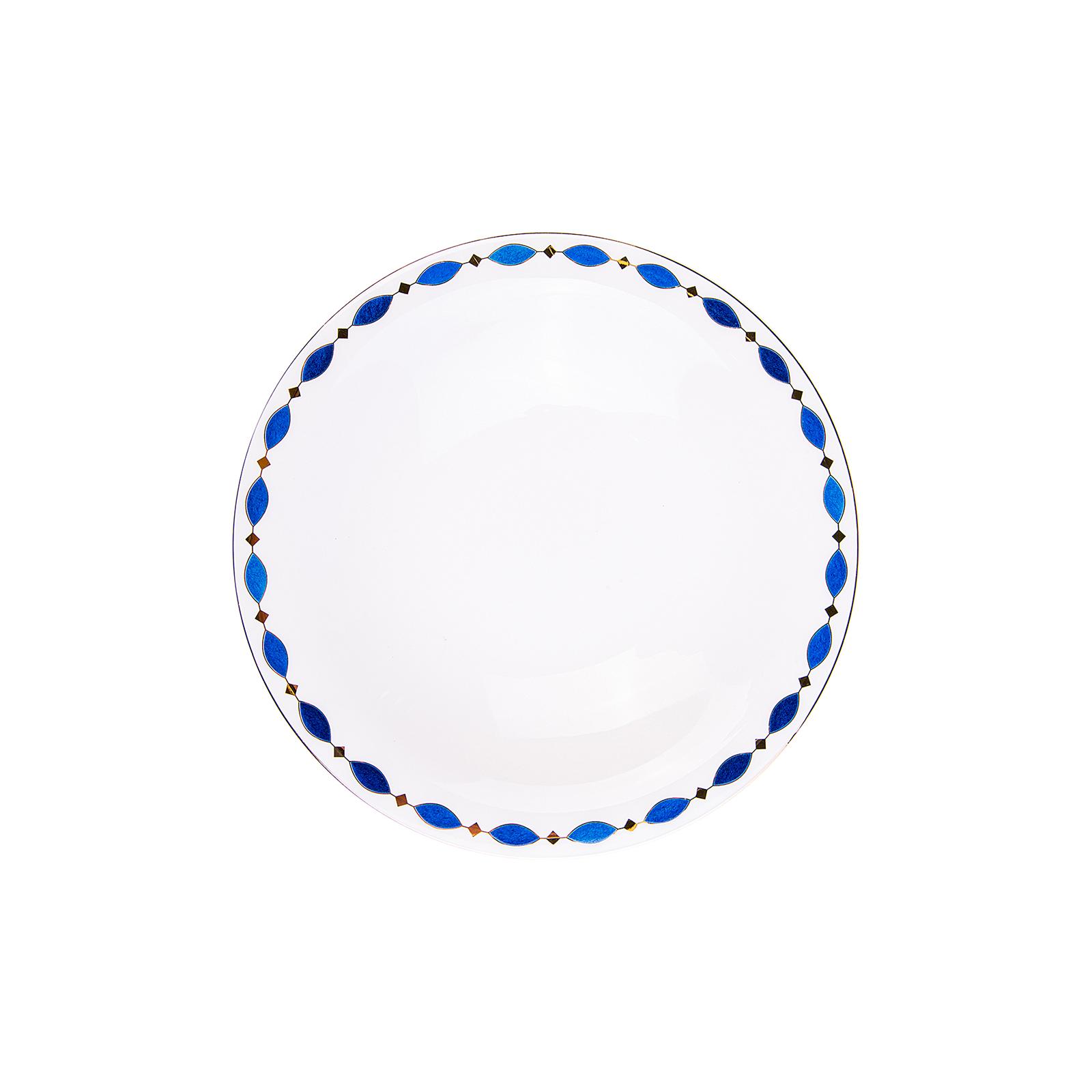 Karaca Fine Pearl Azur Yemek Tabağı