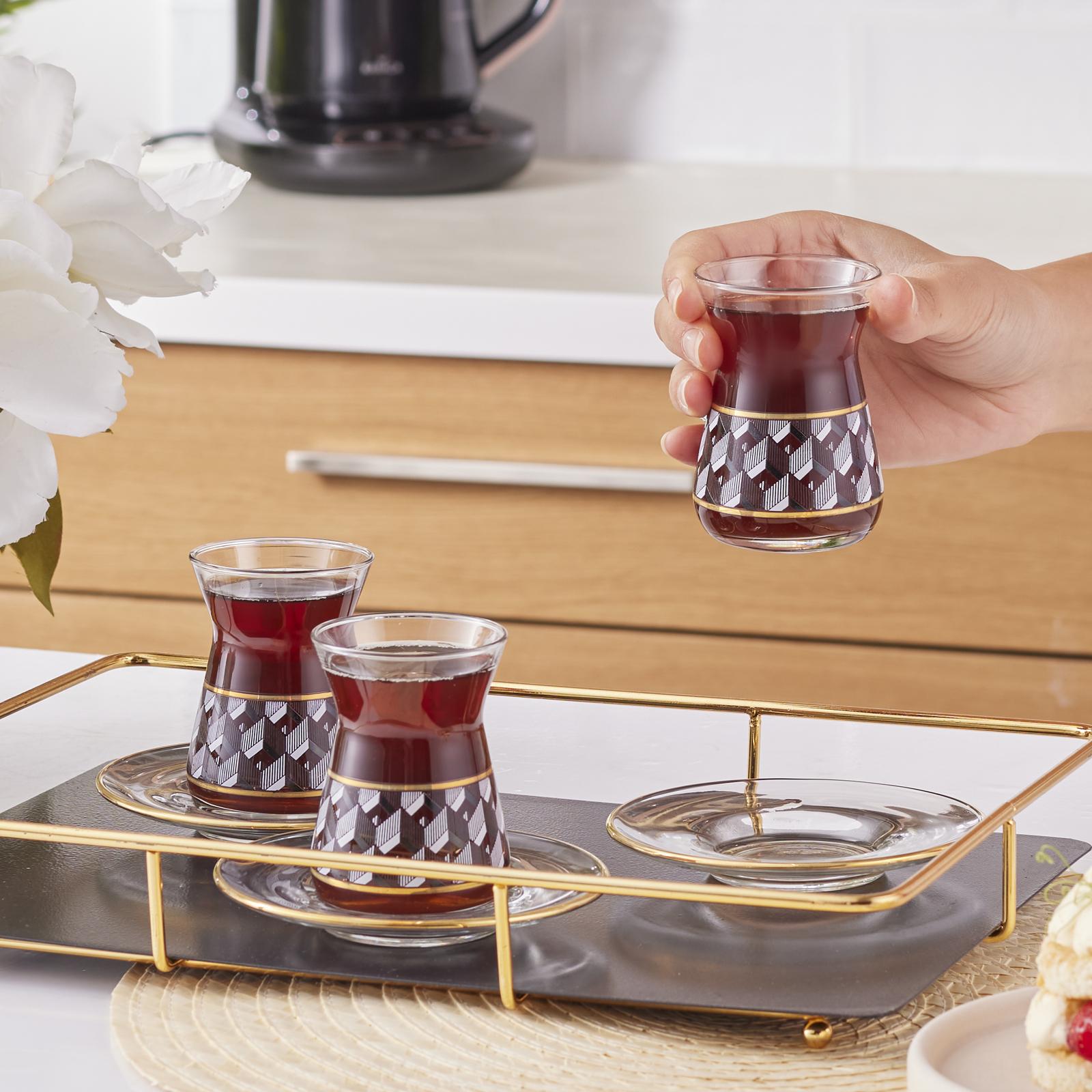 Karaca Alfa 12 Parça Çay Seti