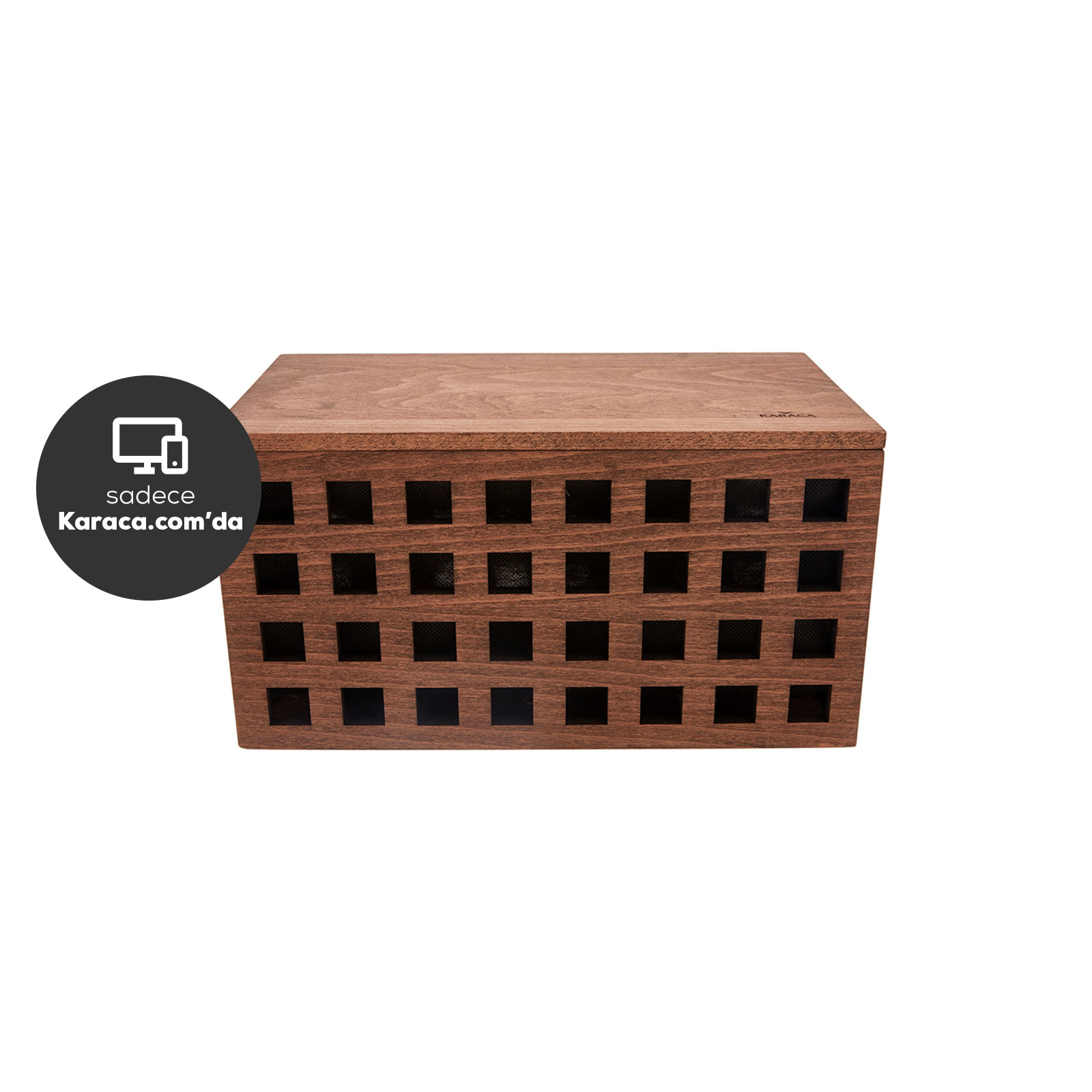 Karaca Frame Mini Ekmek Kutusu