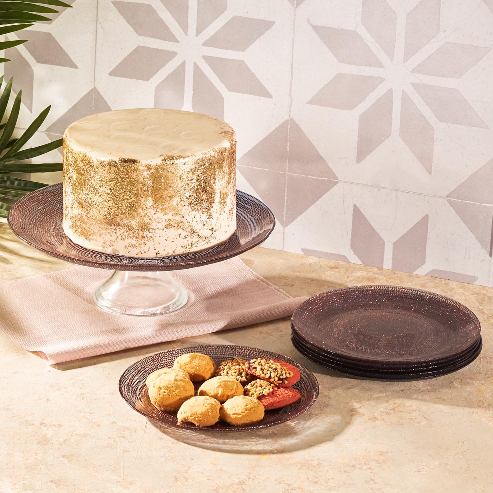 Karaca Dorya Tatlı Kutu Pasta Takımı