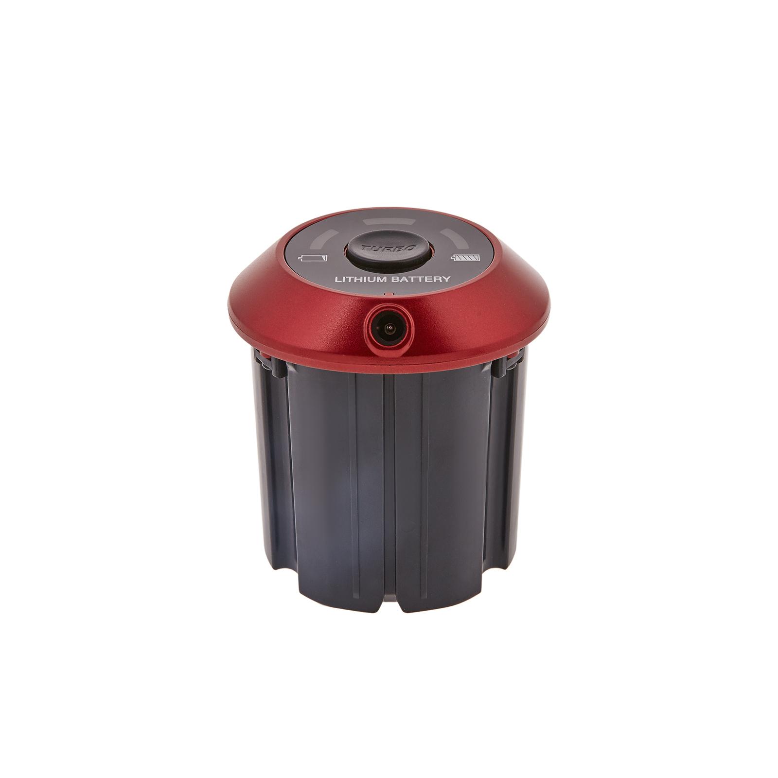 Karaca Vantuz Slim X10 Kablosuz Dikey Süpürge Kırmızı Batarya