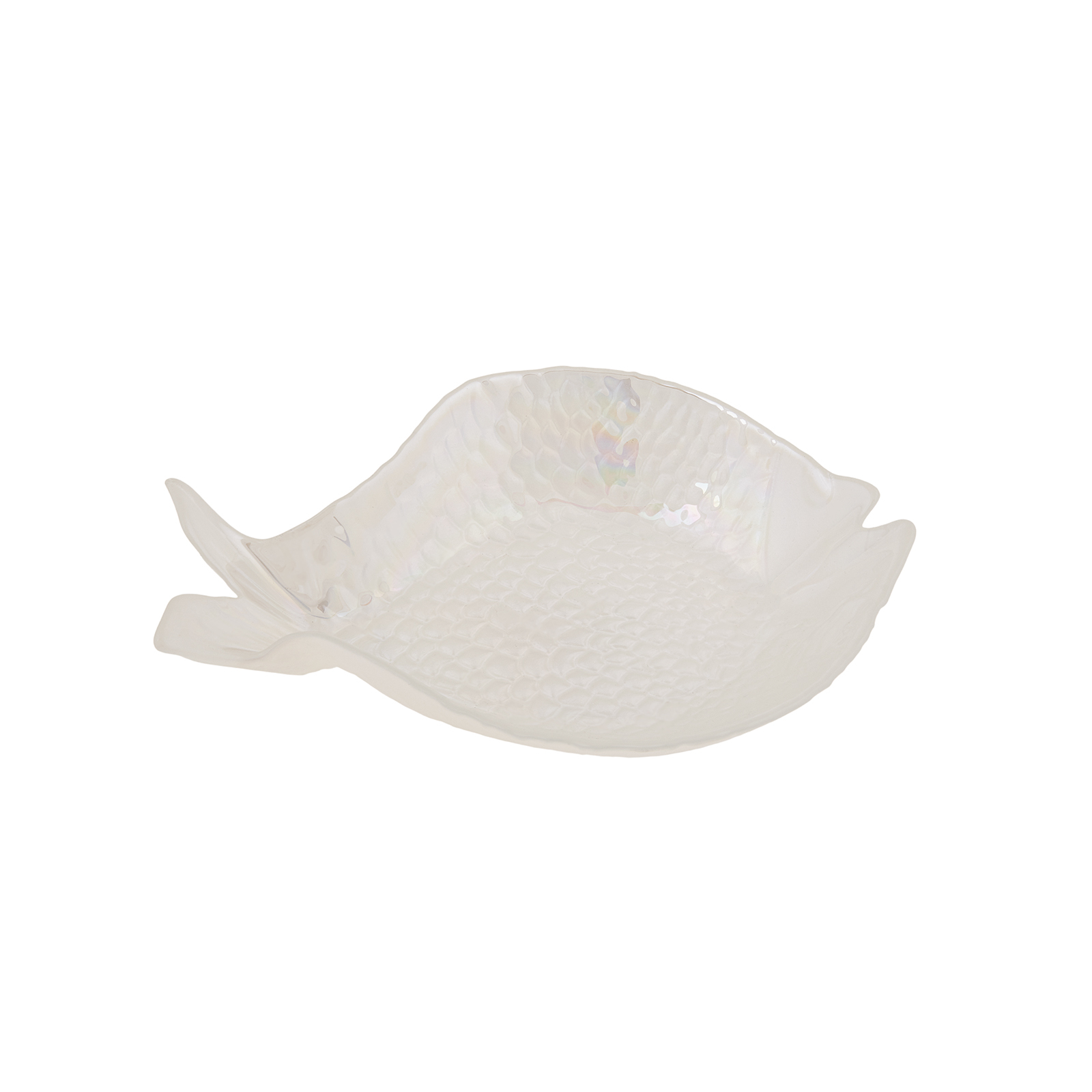 Karaca Island Fish Beyaz 25cm Tabak