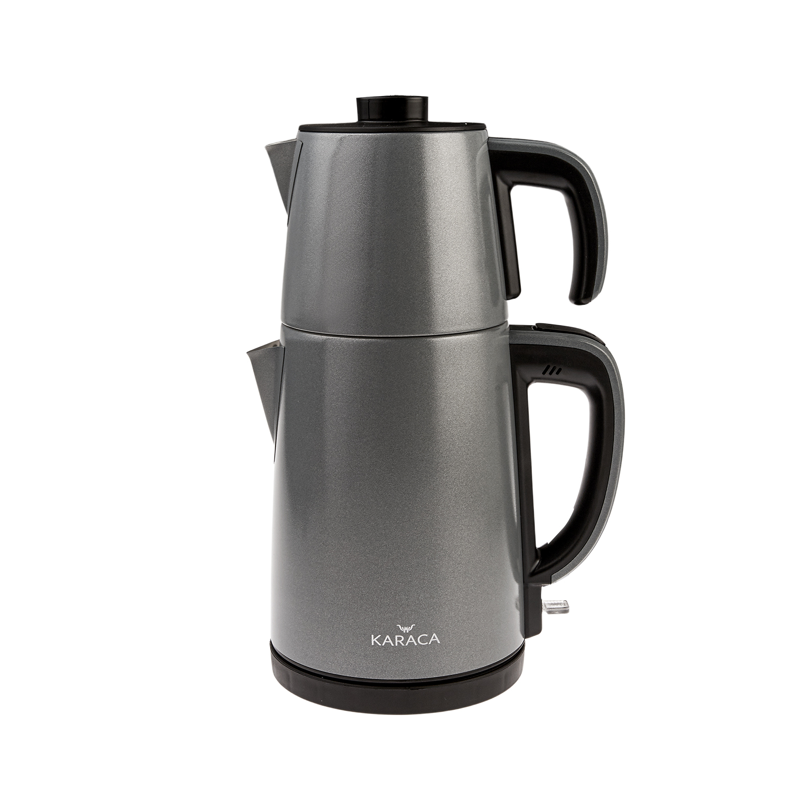 Karaca Dem Keyfi Antrasit Çay Makinesi