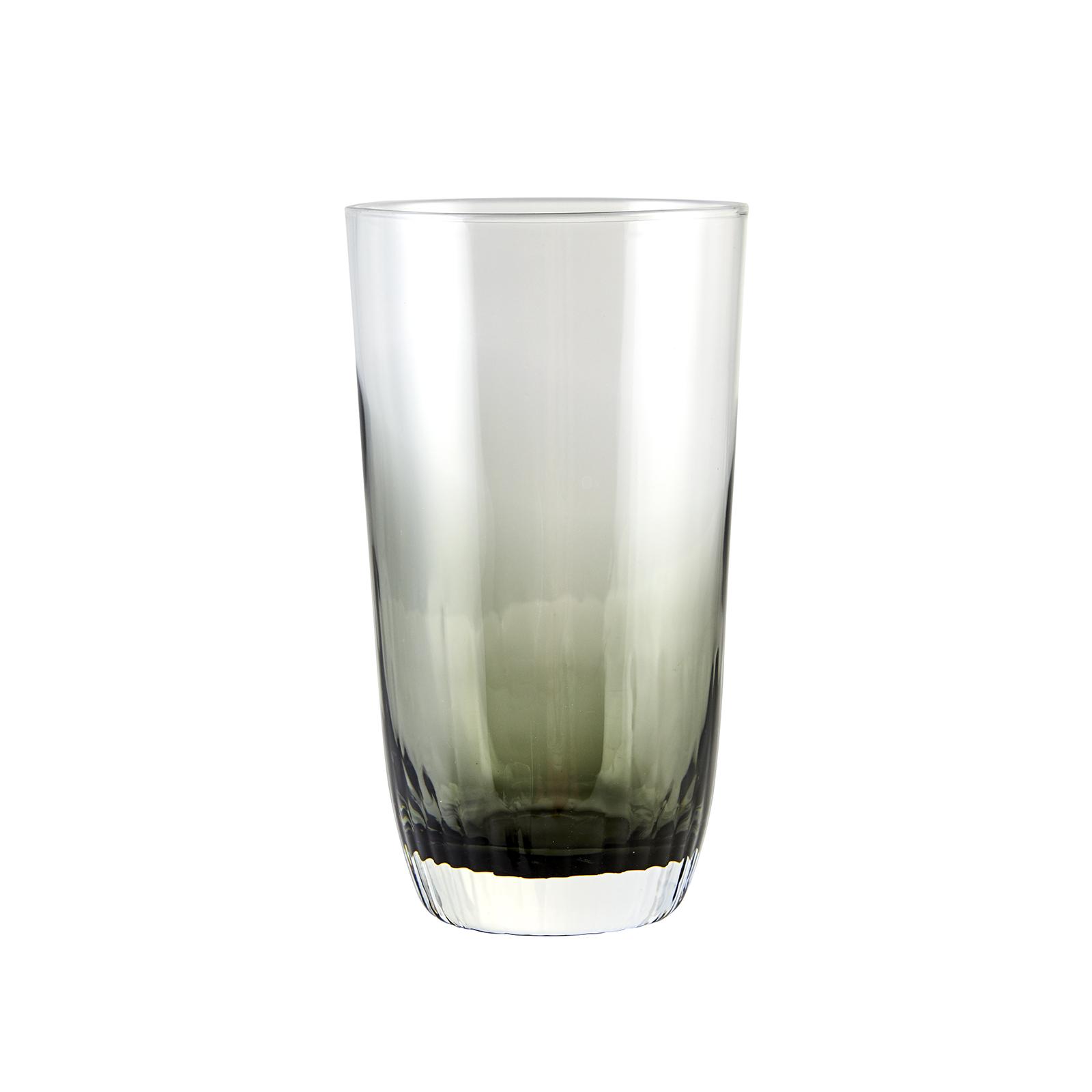 Jumbo Jewel 6lı Grey Meşrubat Bardağı