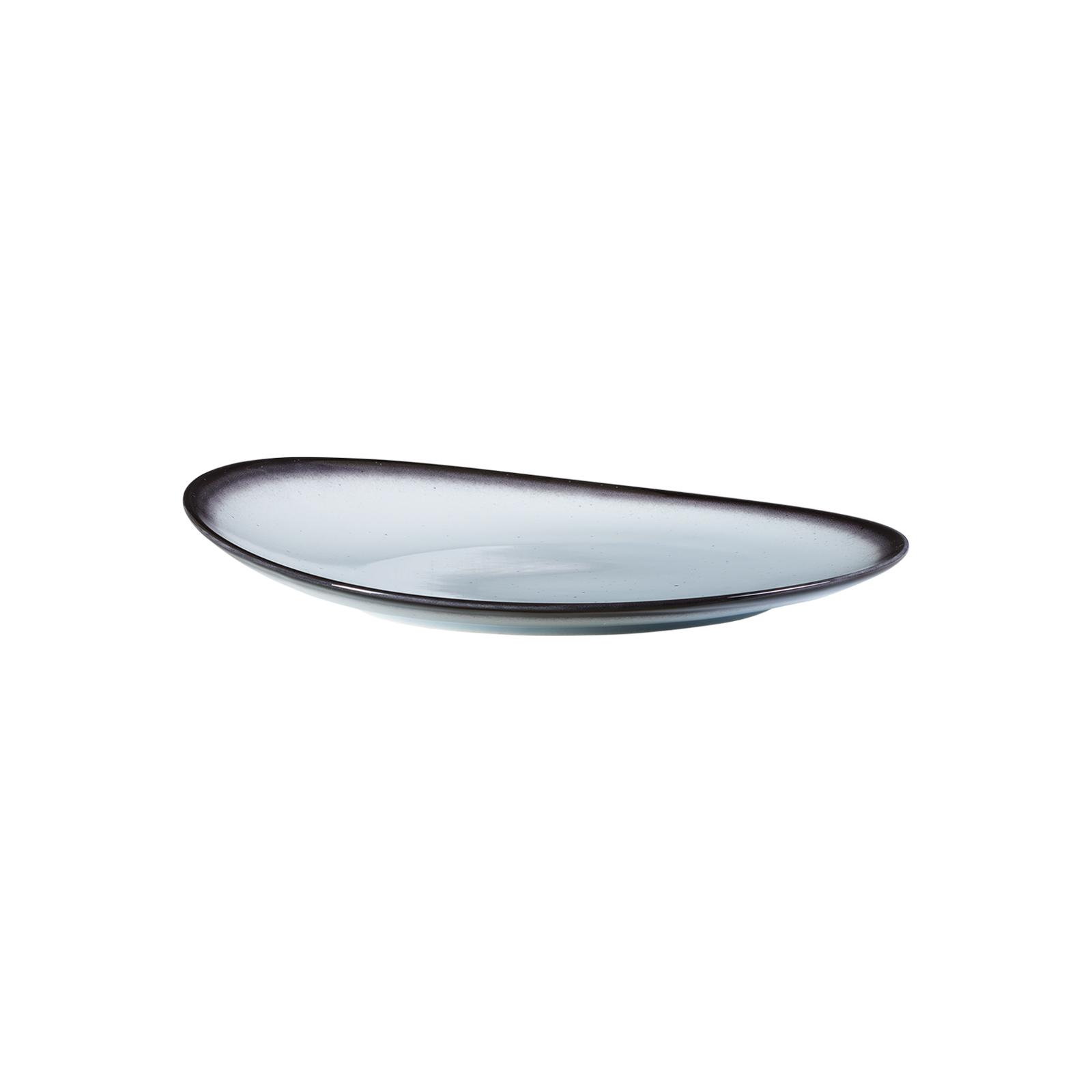 Jumbo Joy White Düz Tabak 21 cm JHJW1621