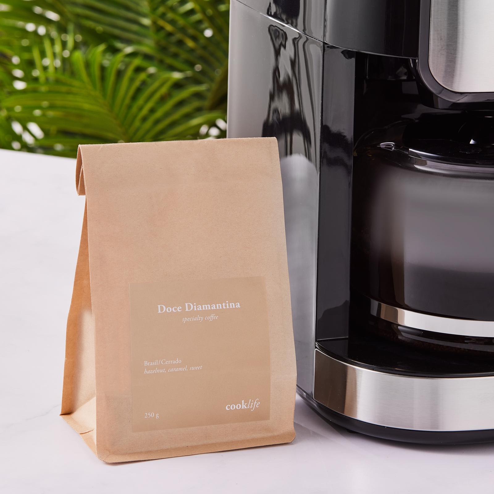 Cooklife Doce Diamantina Filtre Kahve 250 Gr