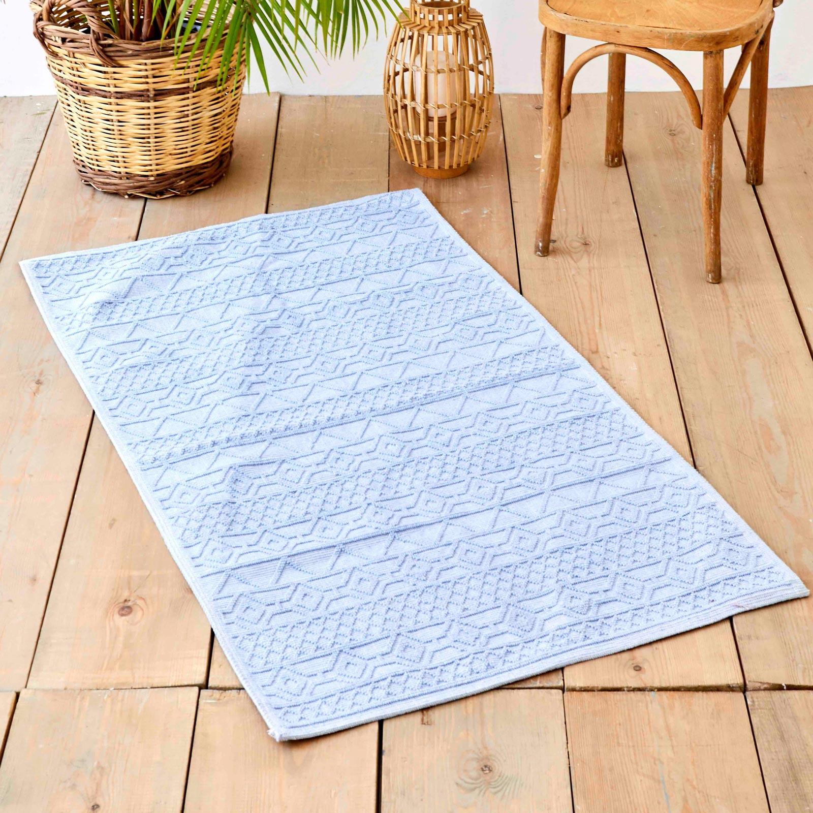 Karaca Home Lyric Mavi Kilim 80x150 cm