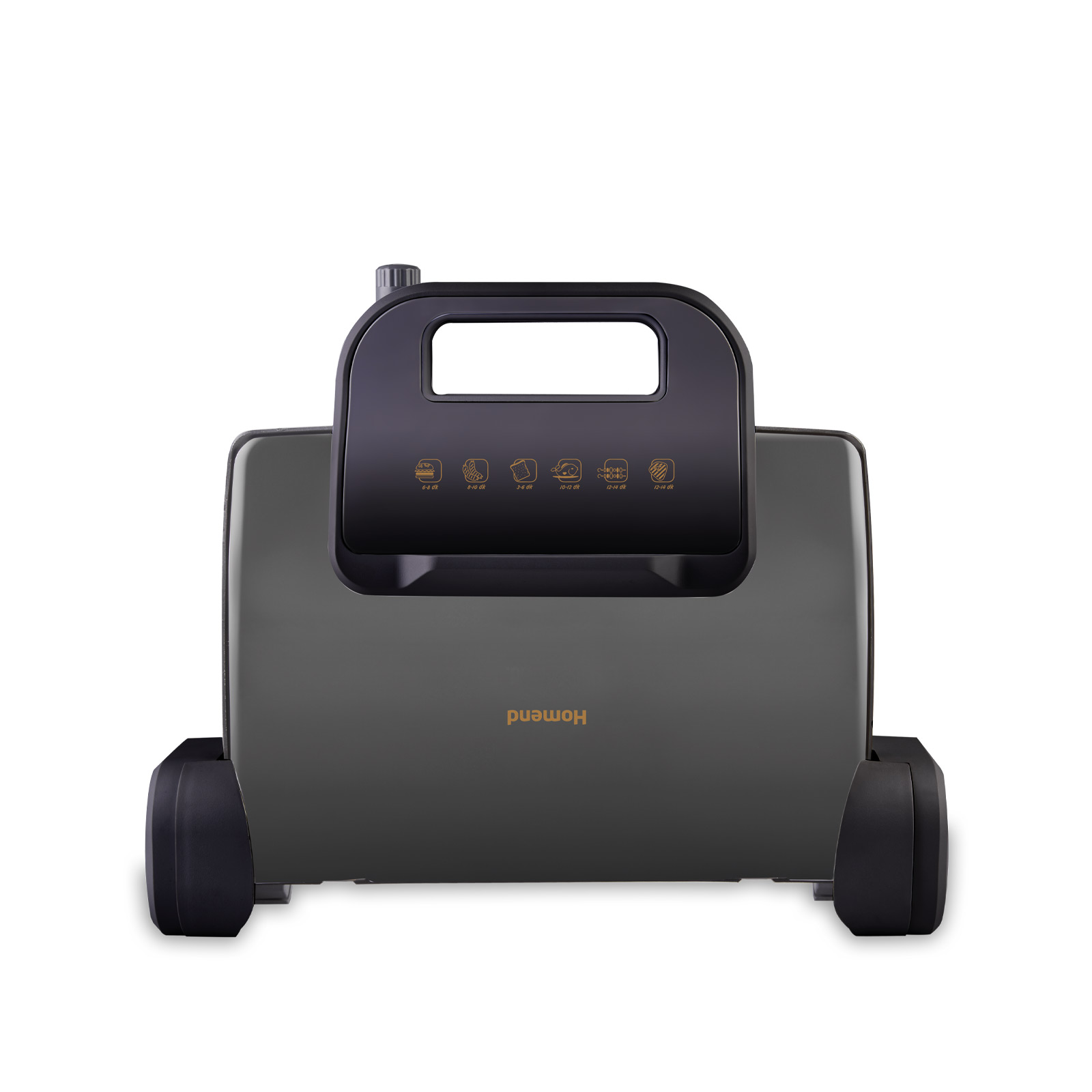Homend Toastbuster 1362h Tost Makinesi Antrasit Gold