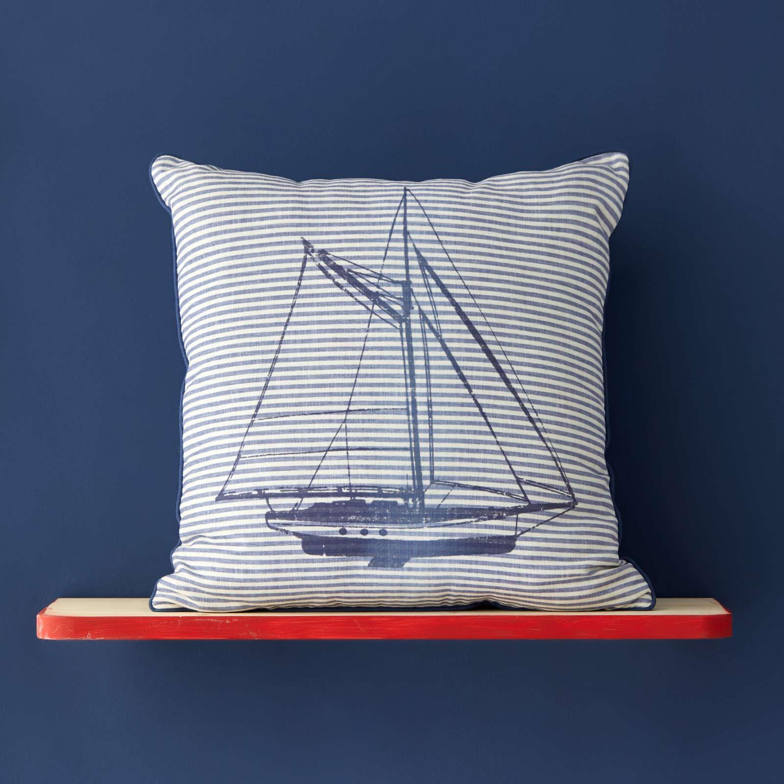 Nautica Home Knot Kırlent
