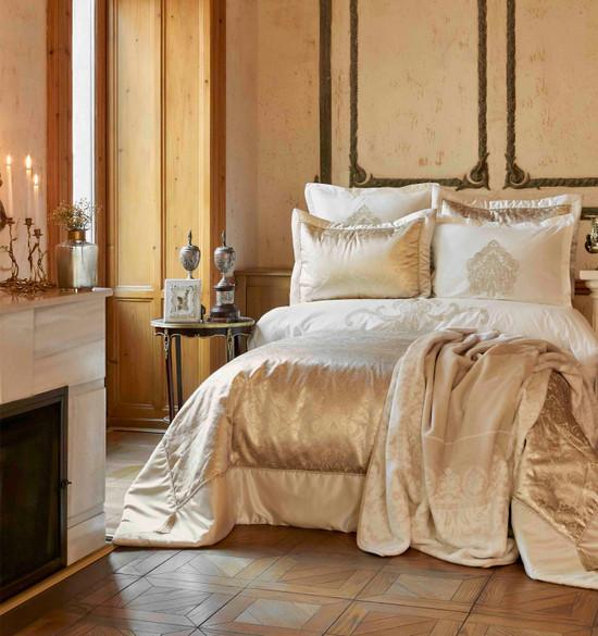 Karaca Home Ofelia Gold 10 Parça Çeyiz Seti