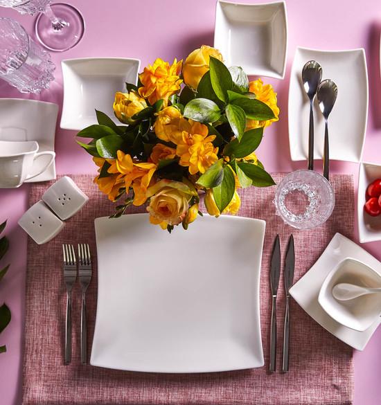 Karaca Perfect White 32 Parça 6 Kişilik Kahvaltı Takımı