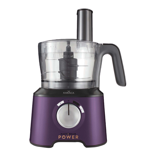 Karaca Mastermaid Power Multifunctional 10 İn 1 Grape Purple Gıda Hazırlama Seti 2000w