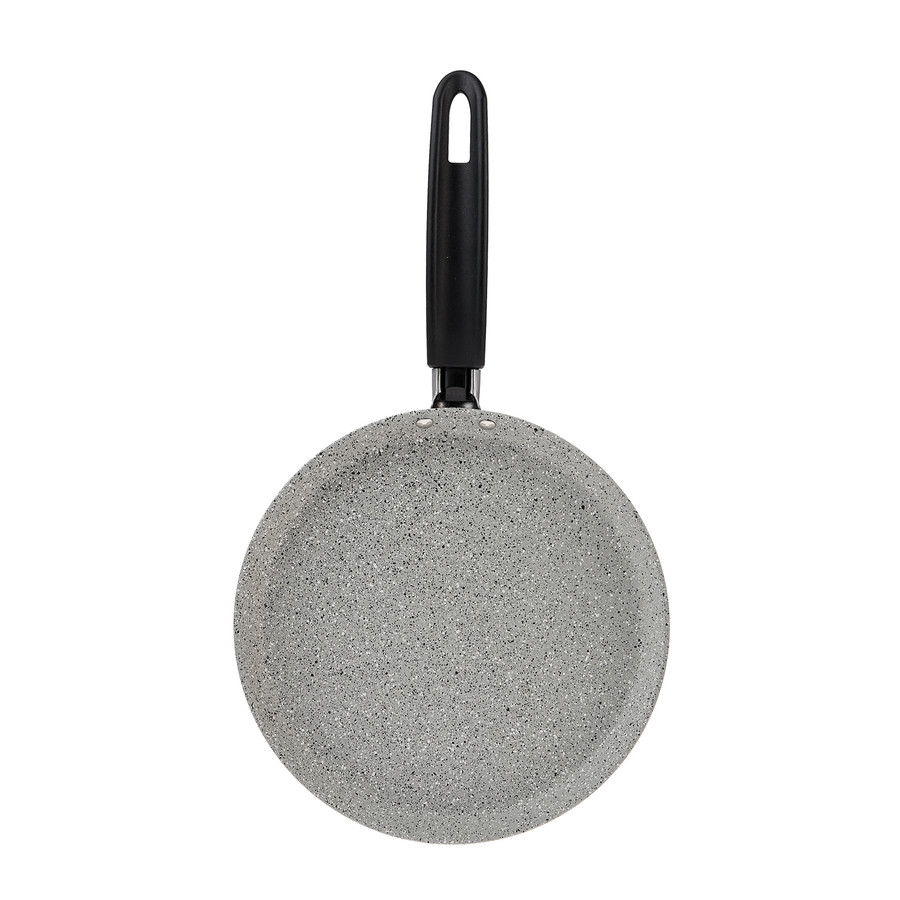 Emsan Rich Light Grey 9 Parça Granit Tencere Seti