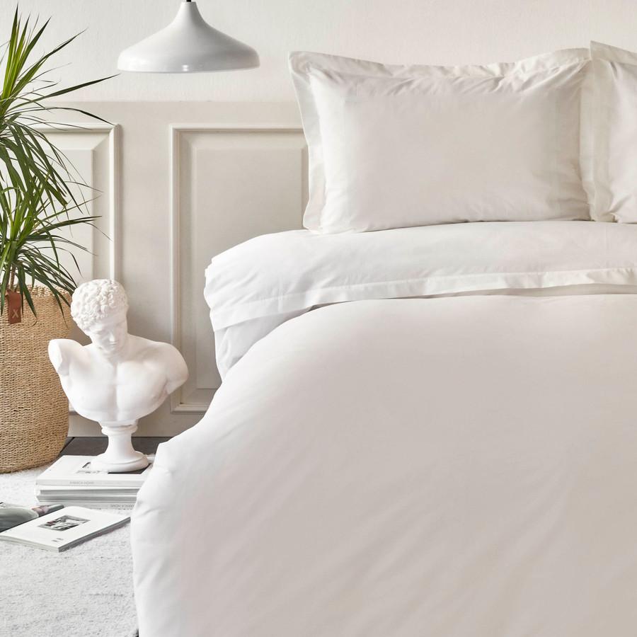 Karaca Home White Collection Luvia Çift Kişilik Yatak Örtüsü Seti