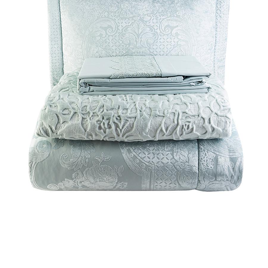 Karaca Home Valeria Royal Tiffany 10 Parça Çeyiz Seti