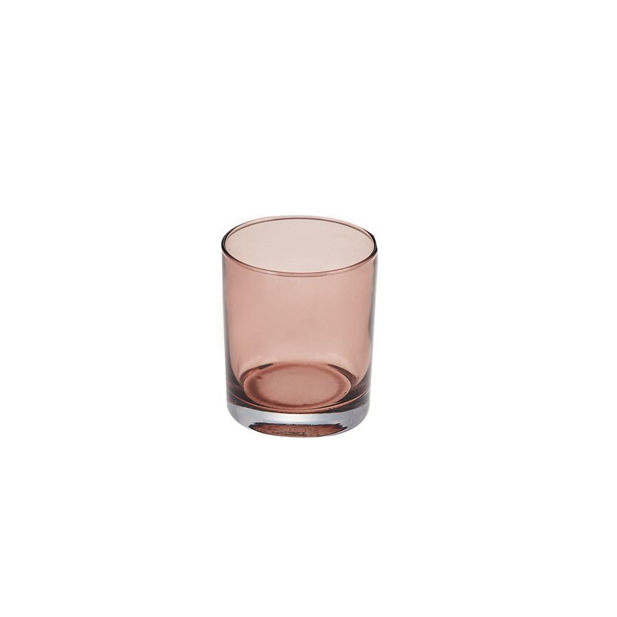Karaca Home Rosa Metal Amber Küçük Mumluk