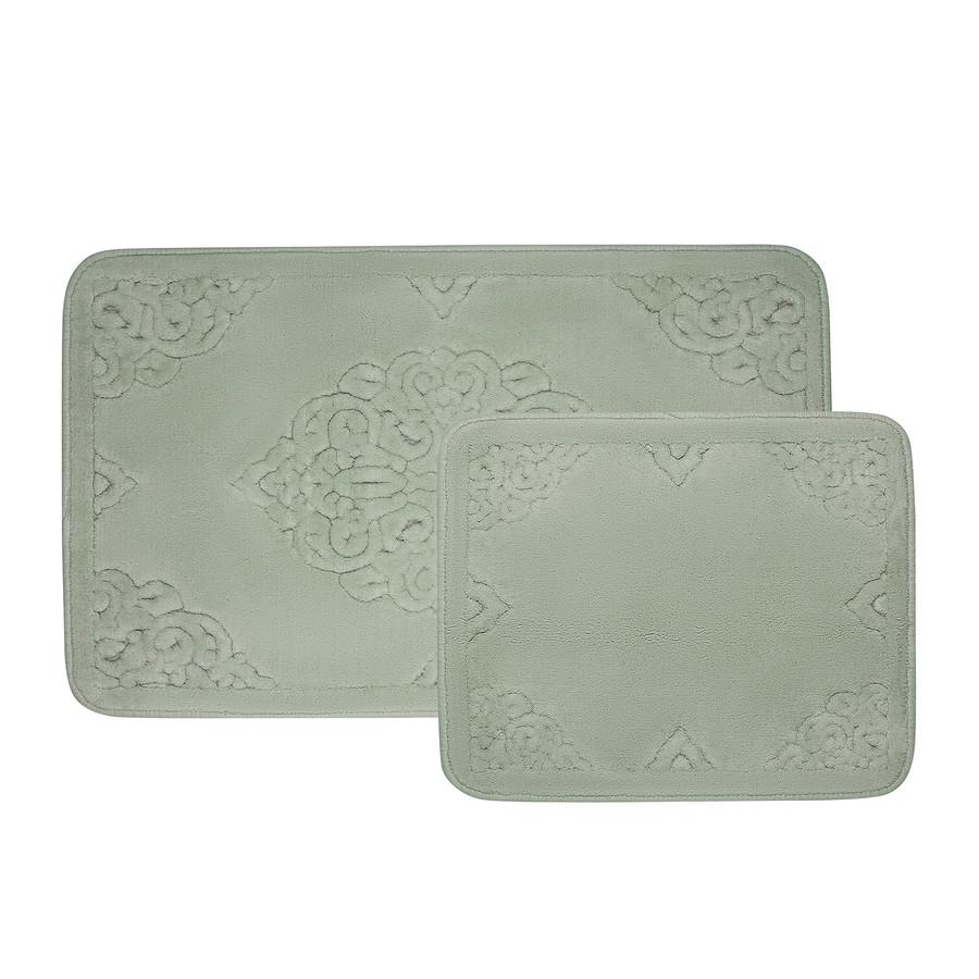 Karaca Home Damila Tiffany 2 Parça Banyo Paspası