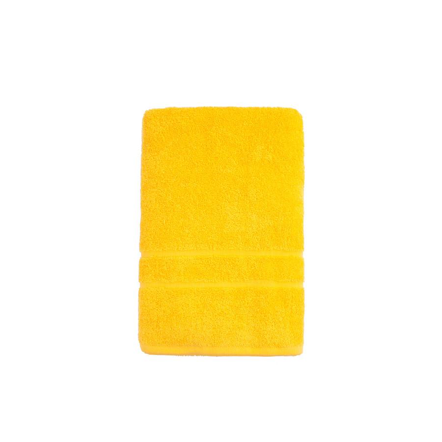 Karaca Home Softclean Sarı Banyo Havlusu 70x140 cm