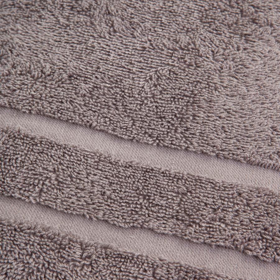 Karaca Home Softclean Bej Banyo Havlusu 70x140 cm