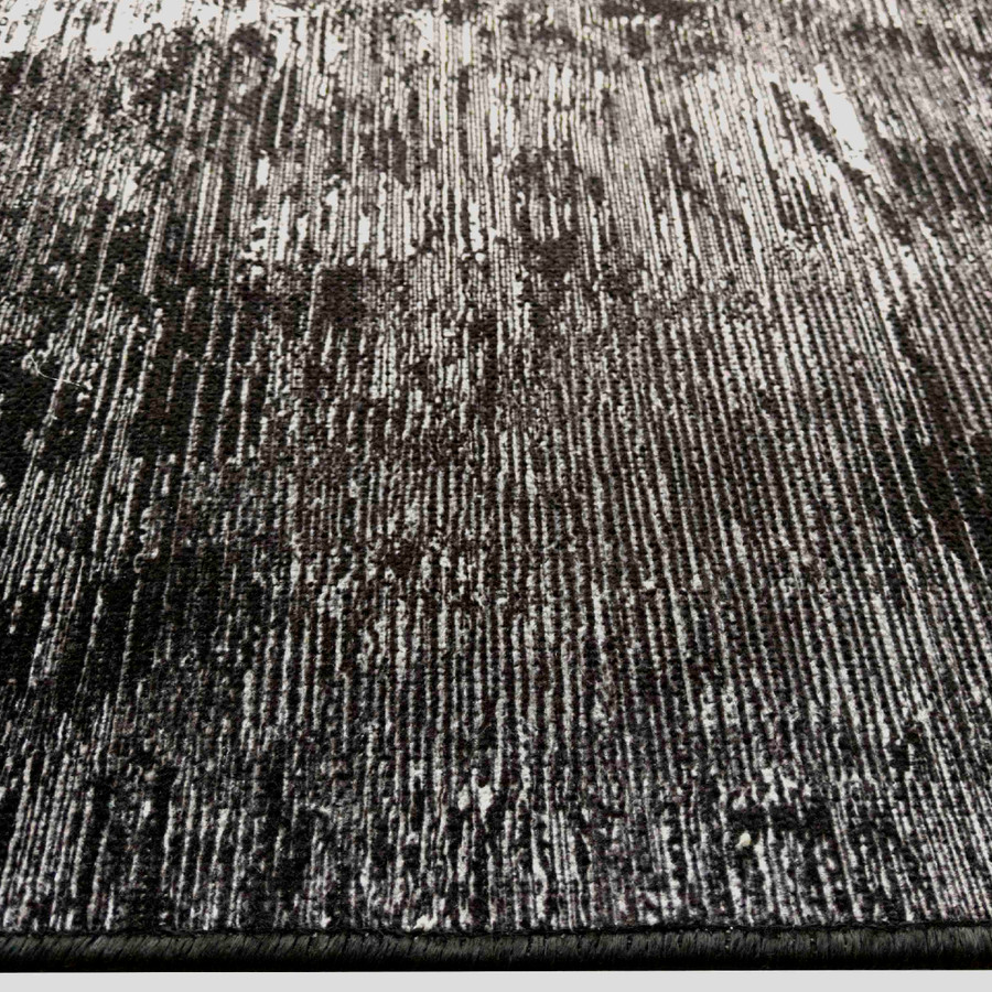 Karaca Home Sonil Mess Gri Halı 80x150cm