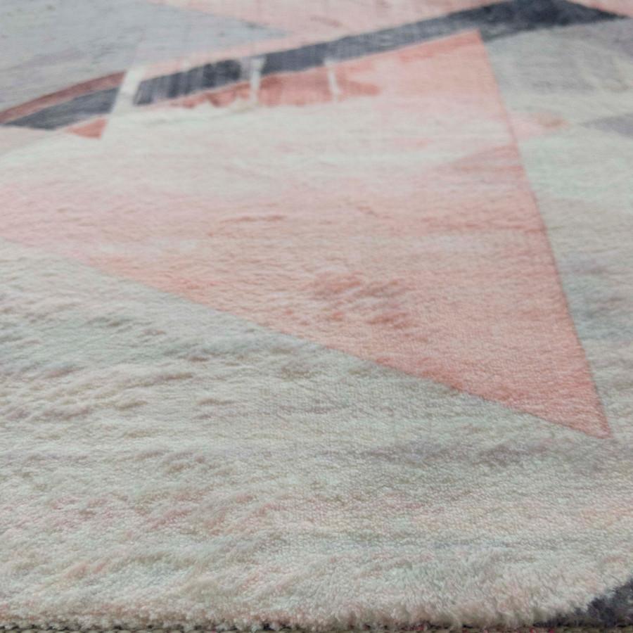 Karaca Home İmage Arles Baskılı Halı 80x150cm
