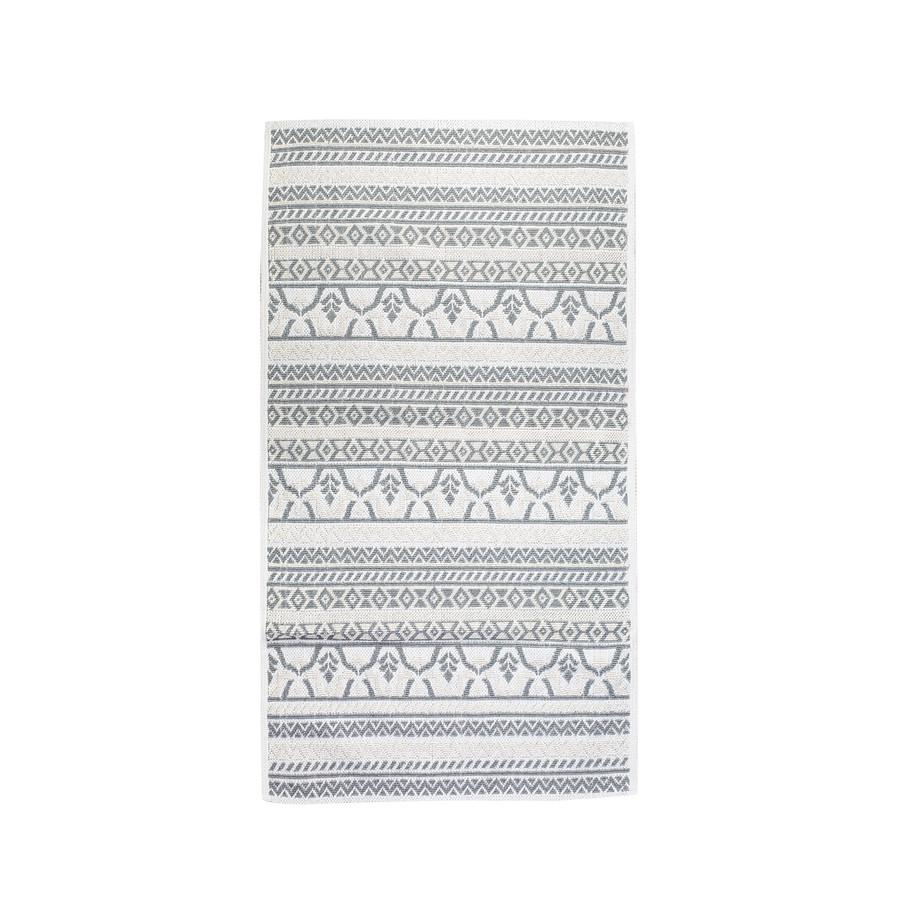 Karaca Home Morocco 80x150 cm Ekru-Gri Kilim