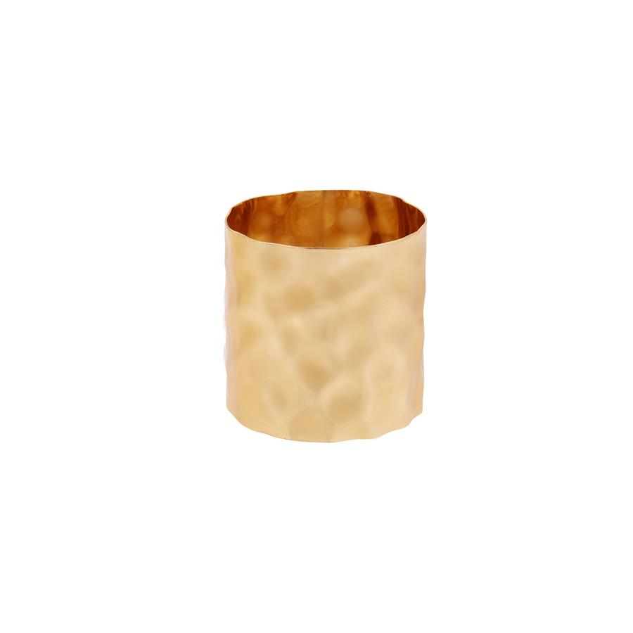 Karaca Home Moroc Peçete Yüzüğü 6'lı Gold 4cm