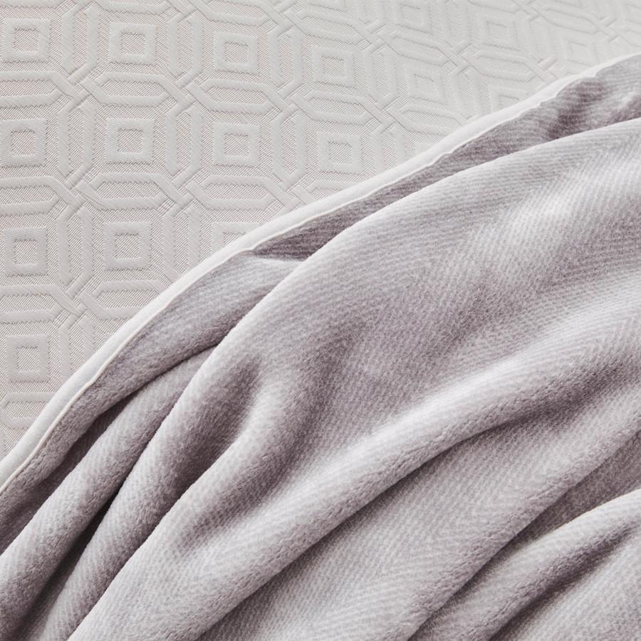Karaca Home Infinity New Açık Mürdüm 8 Parça Winter Set