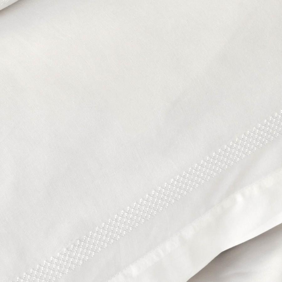 Karaca Home White Collection Livia Çift Kişilik Nevresim Takımı