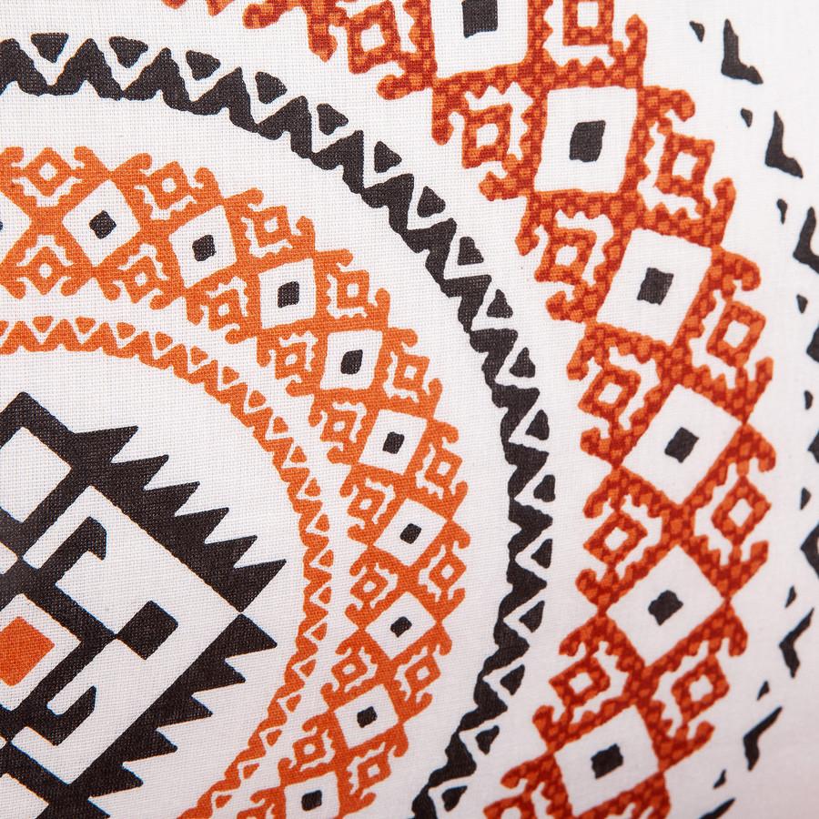 Karaca Home Glanda Tarçın Pamuk Çift Kişilik Nish Set