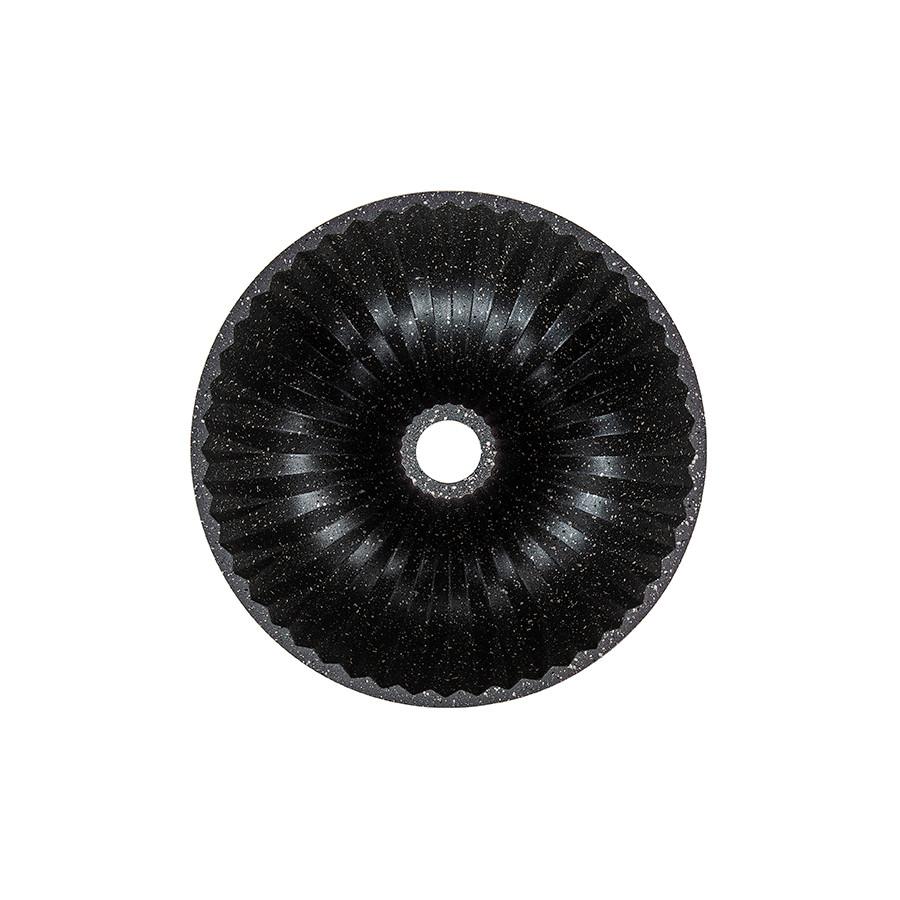 Emsan Griss Hardstone 24 cm Döküm Kek Kalıbı Mor