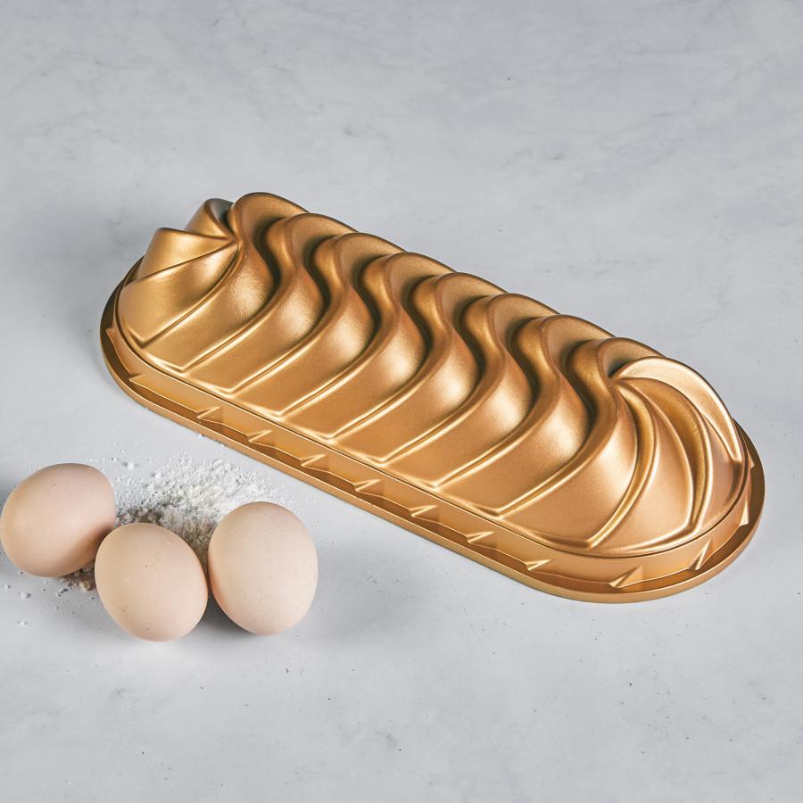 Emsan Lavin Gold Large Baton Döküm Kek Kalıbı