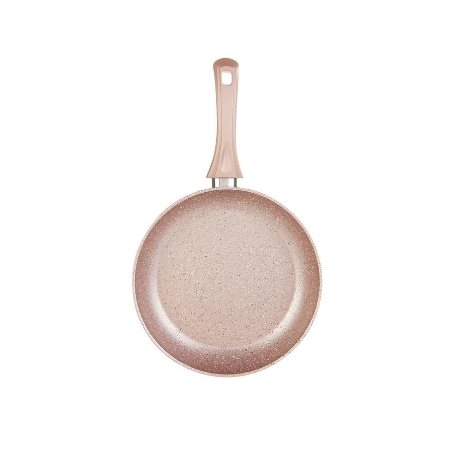 Emsan Brava Pro Pink 13 Parça Granit Tencere Seti