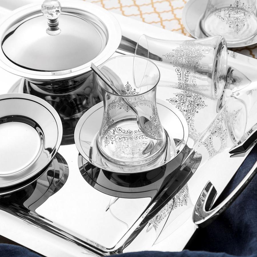 Emsan Salacak 40 Parça Çay Seti
