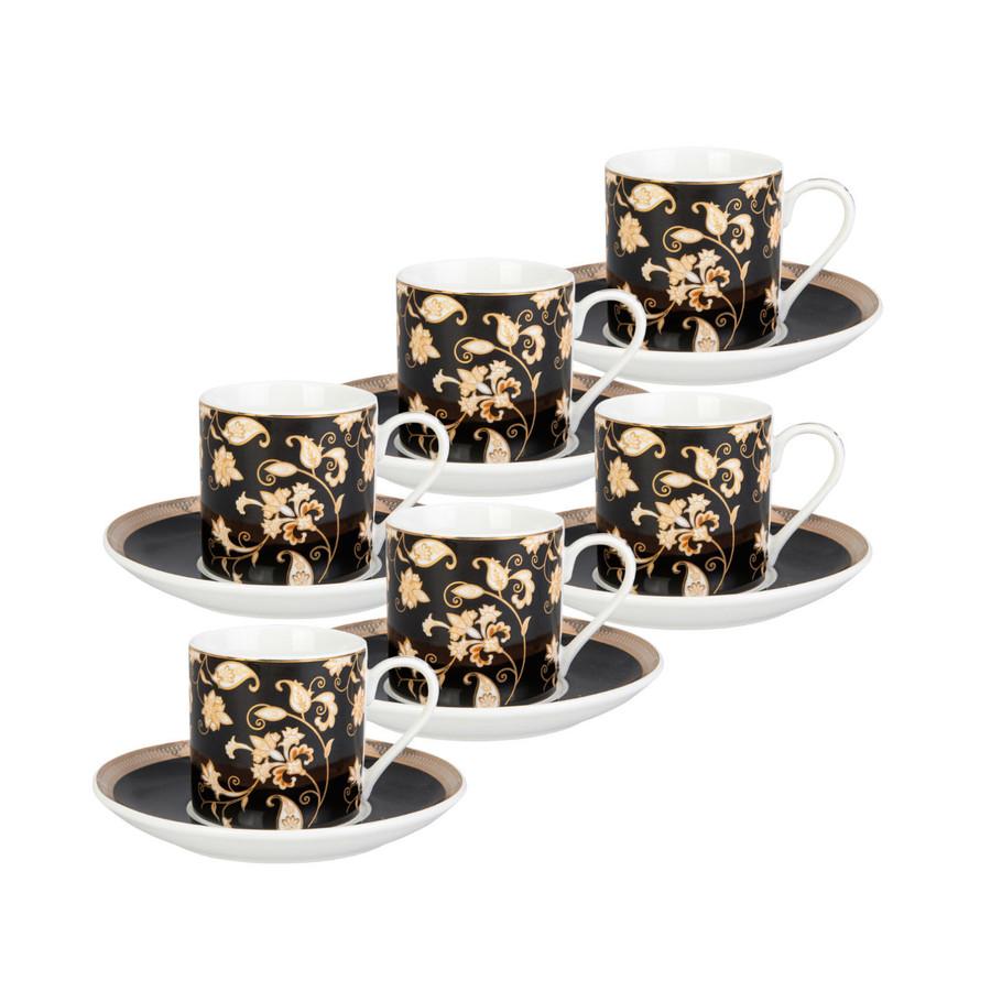 Emsan Gülhane 6 Kişilik Kahve Fincan Takımı