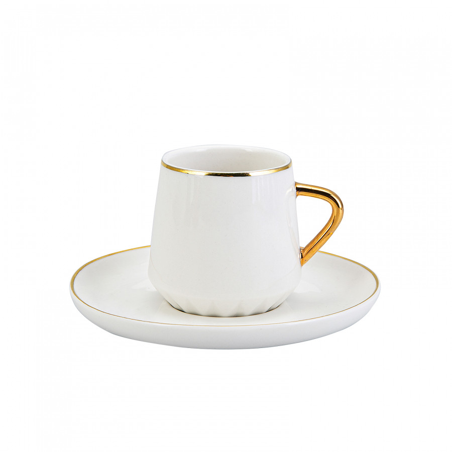 Emsan Kıymet 6 Kişilik Kahve Fincan Takımı